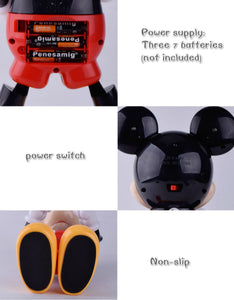 dancing Mickey electronic action figure toys