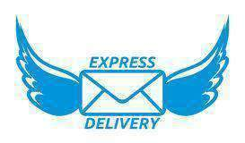 Express Shipping or Gift Box Packing or Greeting Cards