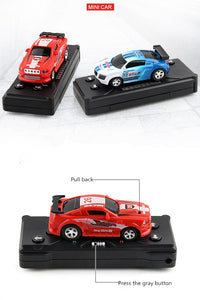 creative coke can mini car remote control toys