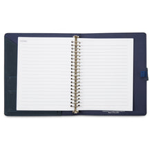 Load image into Gallery viewer, 12 Month 2020 Agenda - Navy Blue - Inside Pages