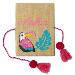 Aloha Bound Journal - Cover Untied
