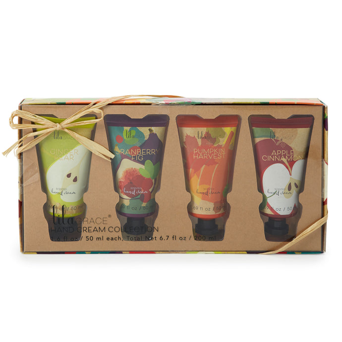 Autumn Orchard Set of 4 Lotions