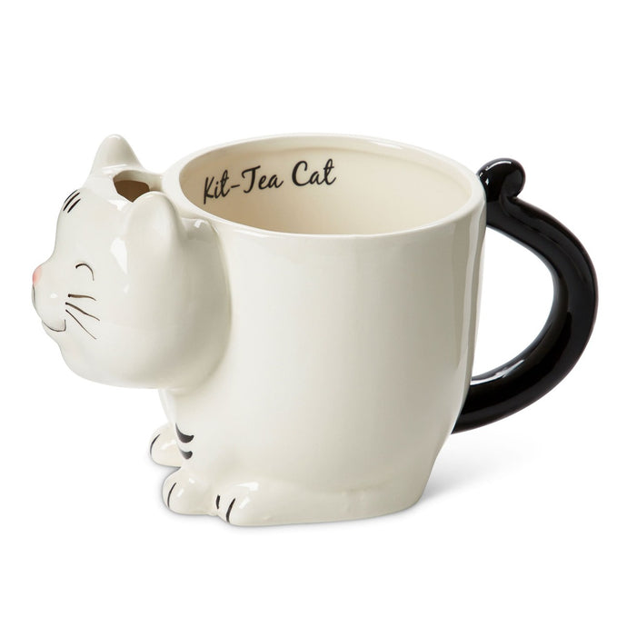 Kit-Tea Cat Mug