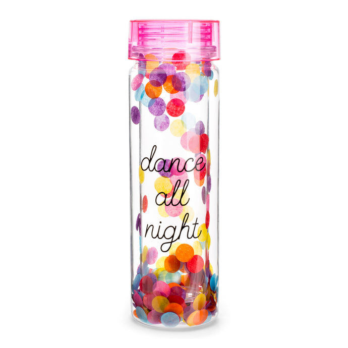Dance All Night Water Bottle