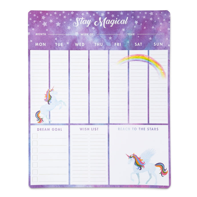 Daily Desk Planner - Stay Magical
