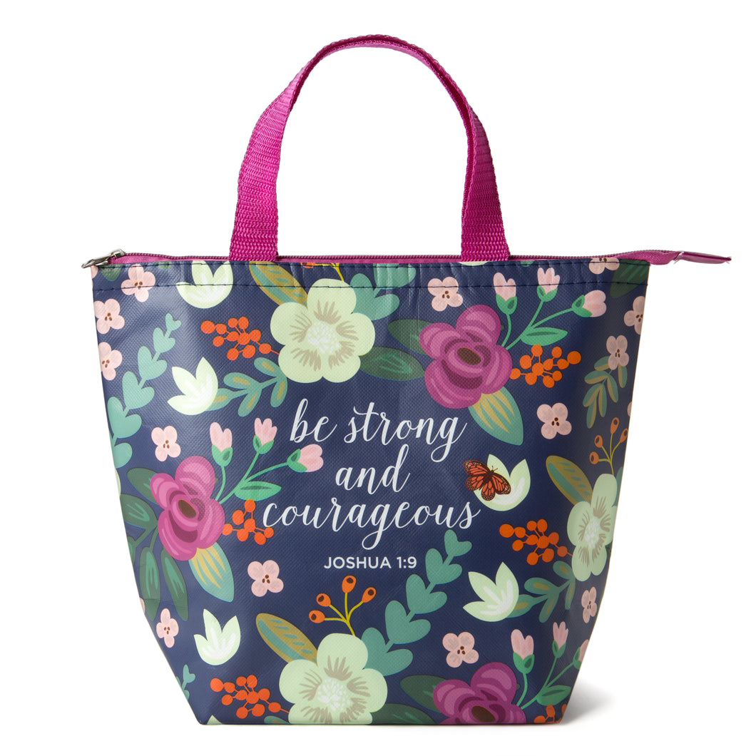 Insulated Lunch Tote - Be Strong