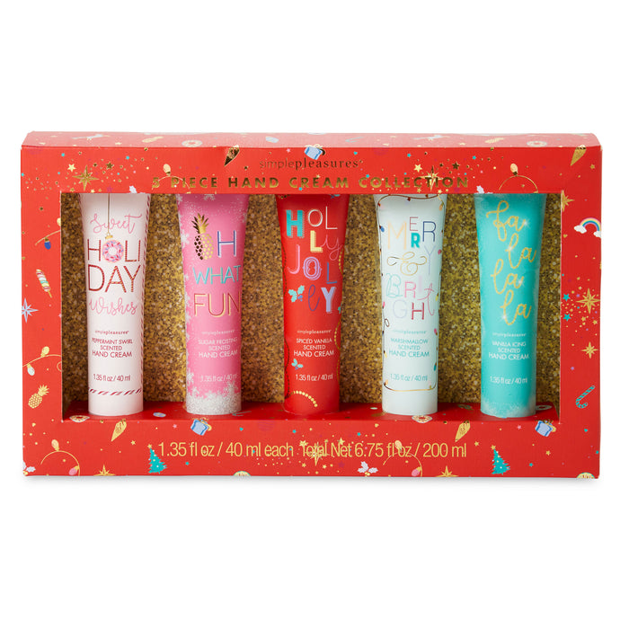 5pc Lotion Set - Sweet Holiday