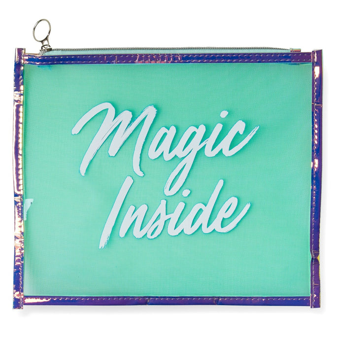 Cosmetic Bag - Magic Inside - Frontal View
