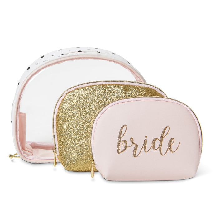 Set of 3 Bride Dome Bags