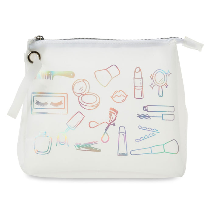 Cosmetic Bag - Makeup Print