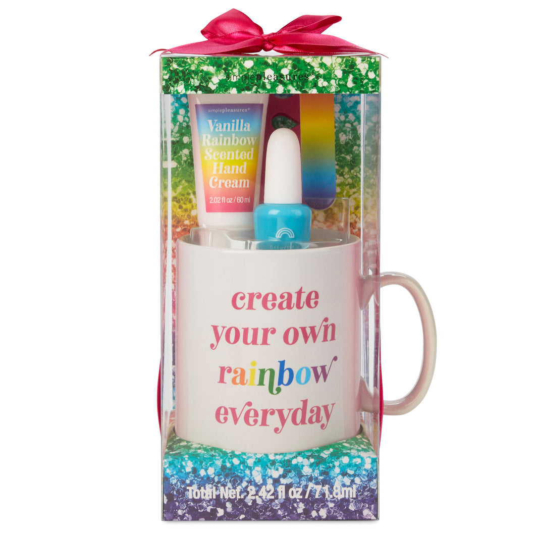 Mug Gift Set - Create Your Own Rainbow