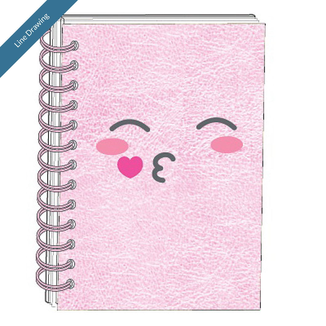 Notebook Wholesale - Kissy Face