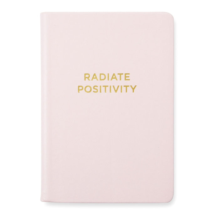 Bound Journal - Radiate Positivity