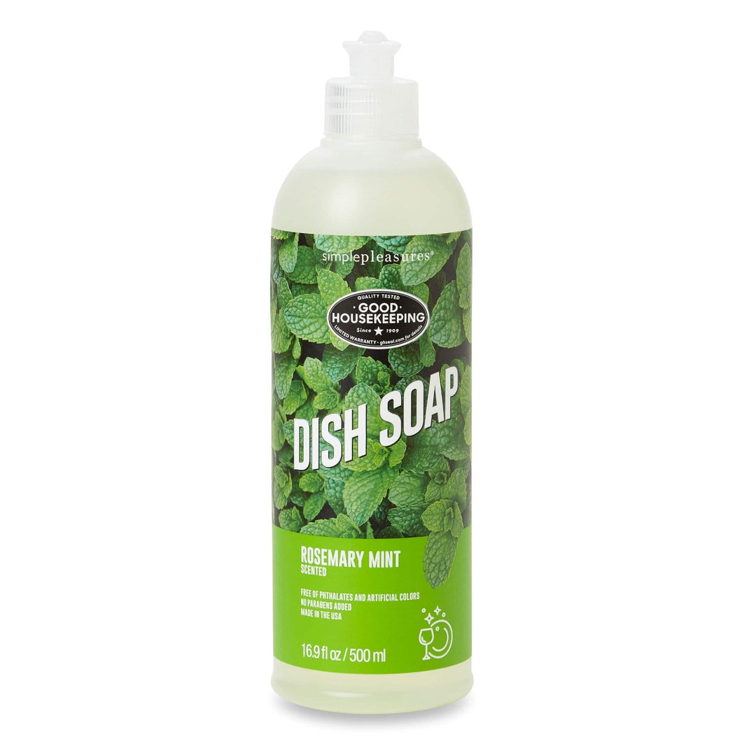 Good Housekeeping Dish Soap - Rosemary Mint