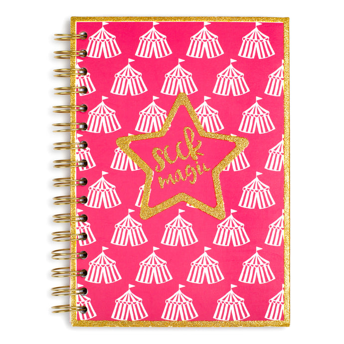 Seek Magic Spiral Notebook