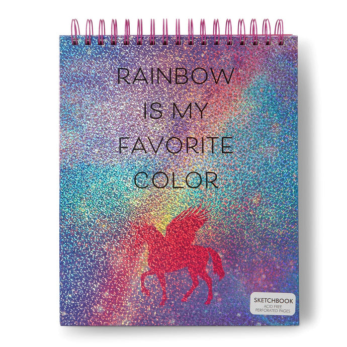 Sketchbook - Rainbow Is My Favorite Color