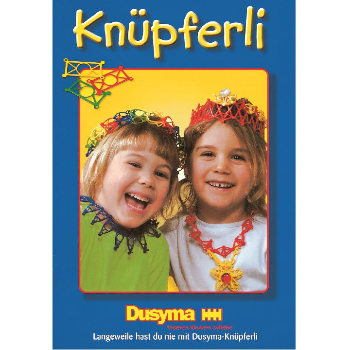 Dusyma: Knupferli Instruction book