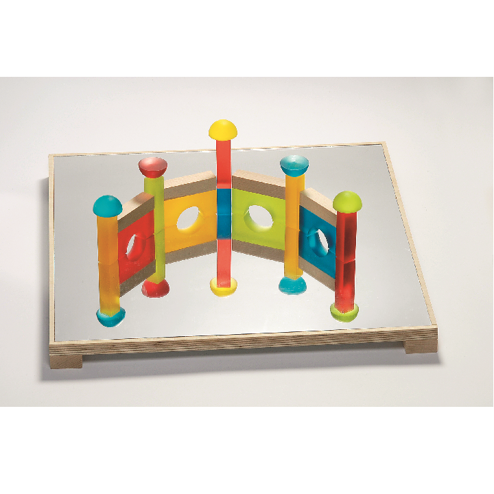 Dusyma: Square Mirror Base 40x40cm