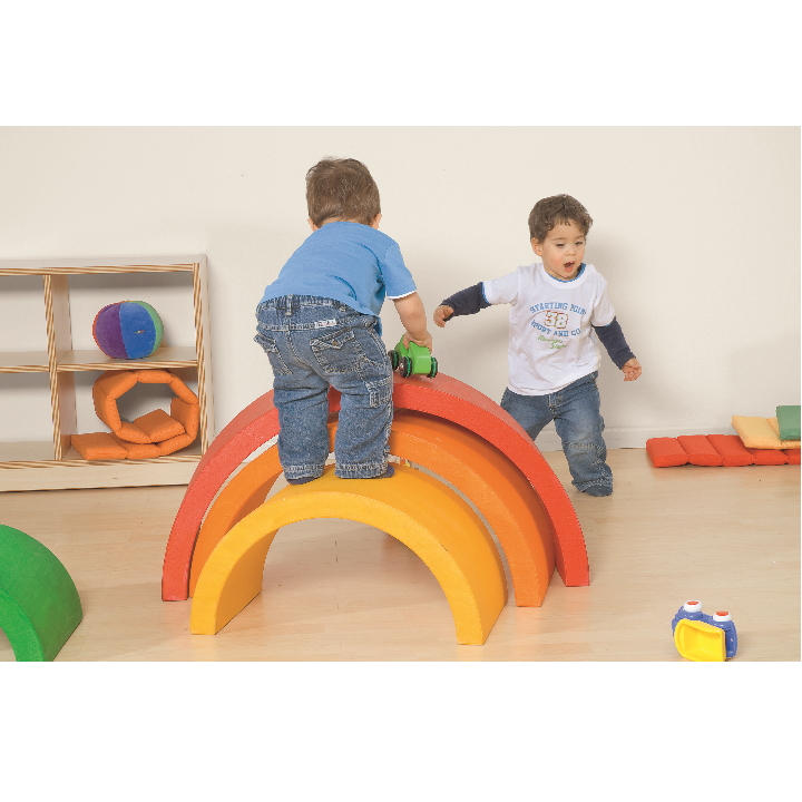 Dusyma: Large Nesting Play Arches