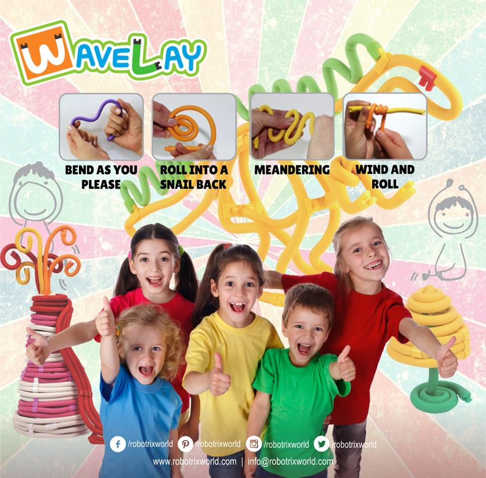 Wavelay: 150A Waveplay Set
