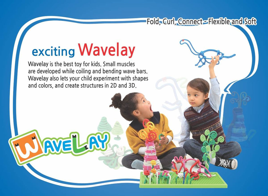Wavelay: 50A Dinosaurs & Vehicles