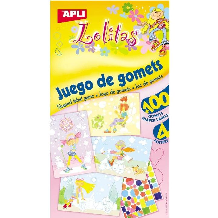 Apli: Shaped Lab Game Lolitas B