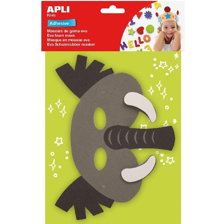 Apli: B.Elephant Eva Mask 1PC