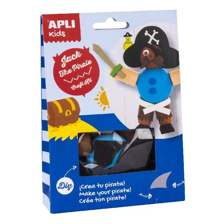 Apli: B.Craft Kit Pirate