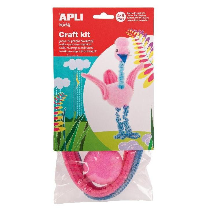 Apli: B.Craft Kit Ostrich