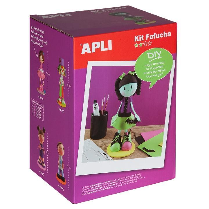Apli: Foam Doll Kit Monster