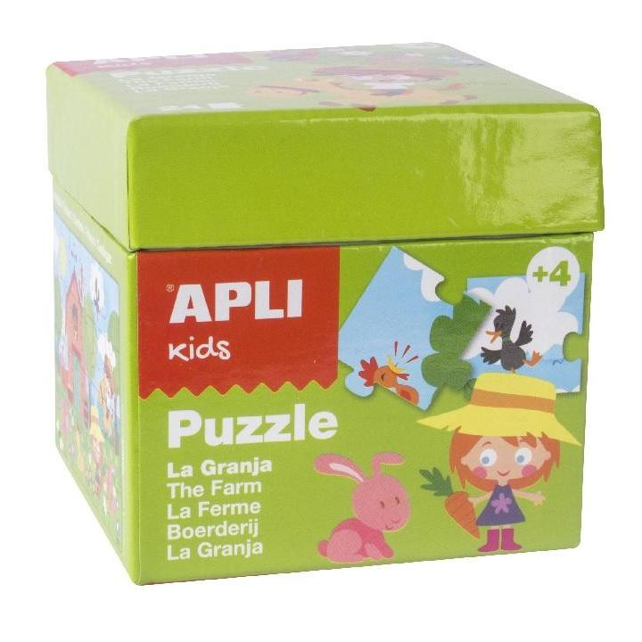Apli: Puzzle The Farm