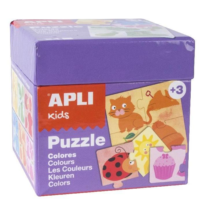 Apli: Puzzle Colours