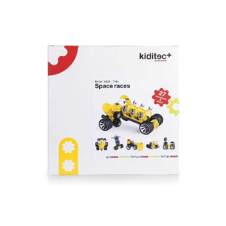 kiditec: Space races
