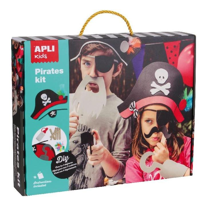 Apli: Case Creative Kit. Pirate Costumes