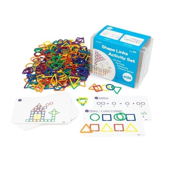 EDX: Shape Links Activity Set