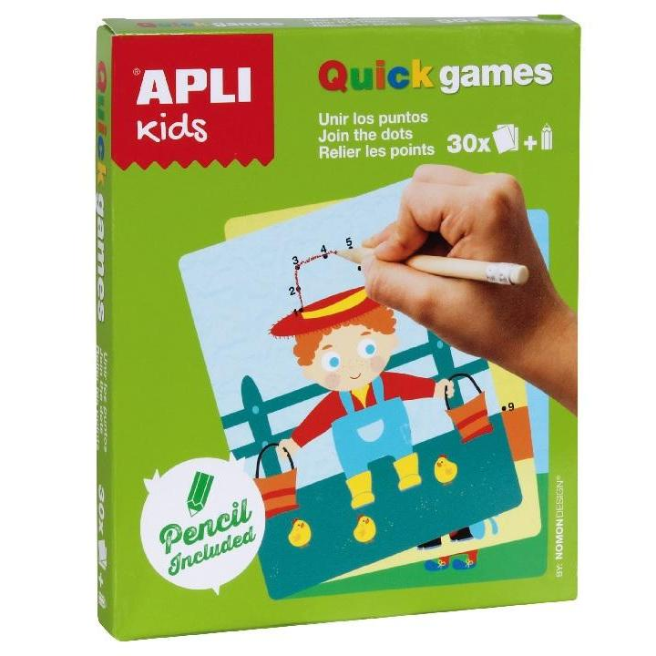 Apli: Quick Games Join the Dots