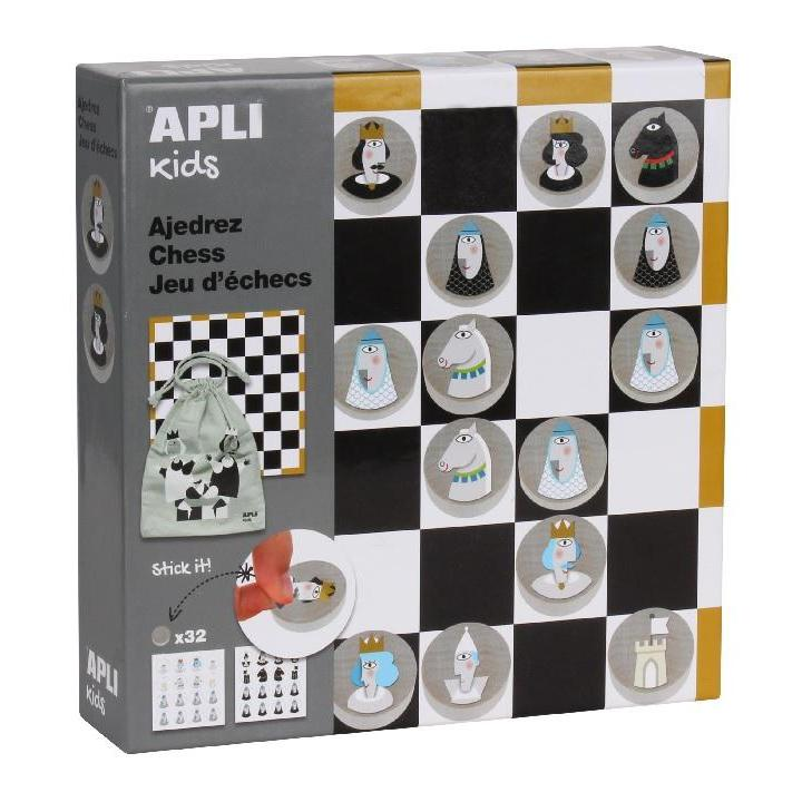 Apli: B.Illustrated Chess Game