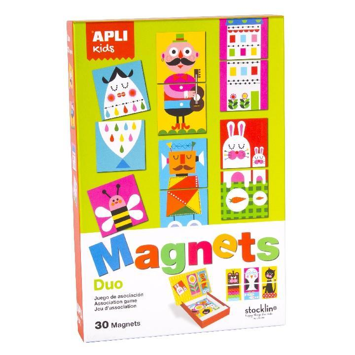 Apli: C.Magnetic Design By Stocklina