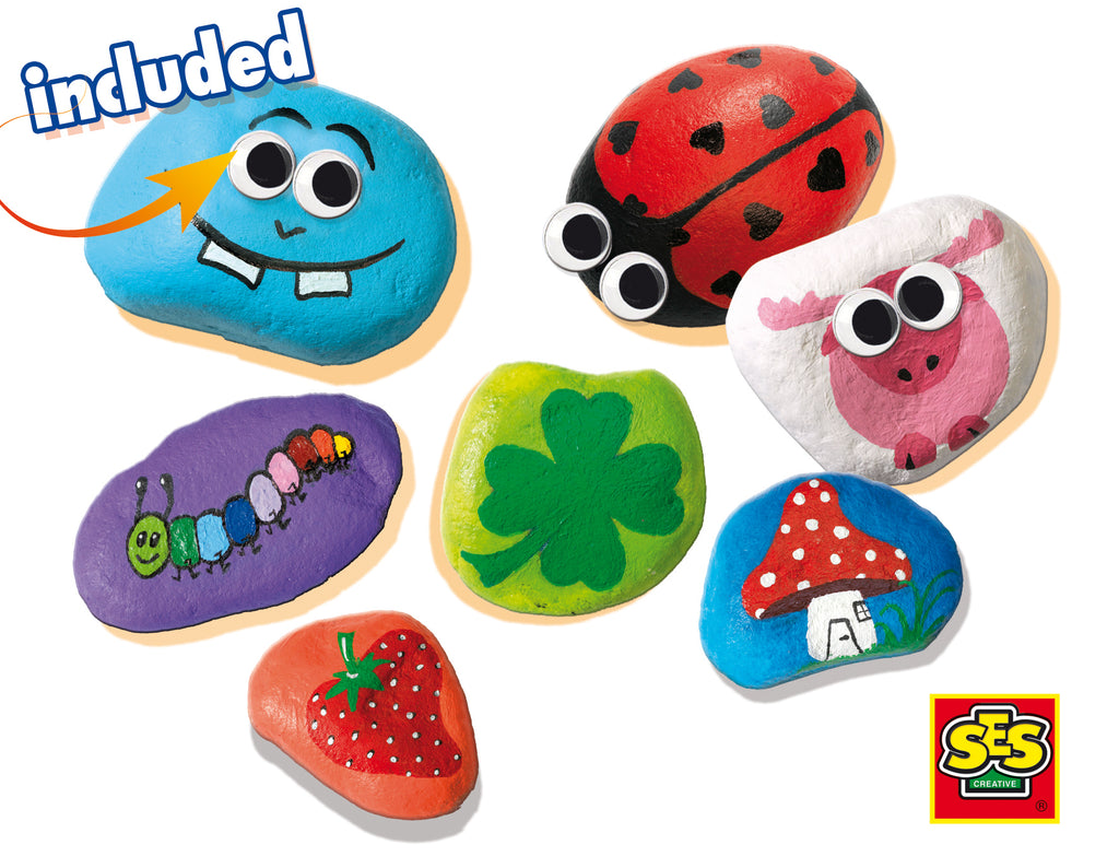 SES: Painting Stones