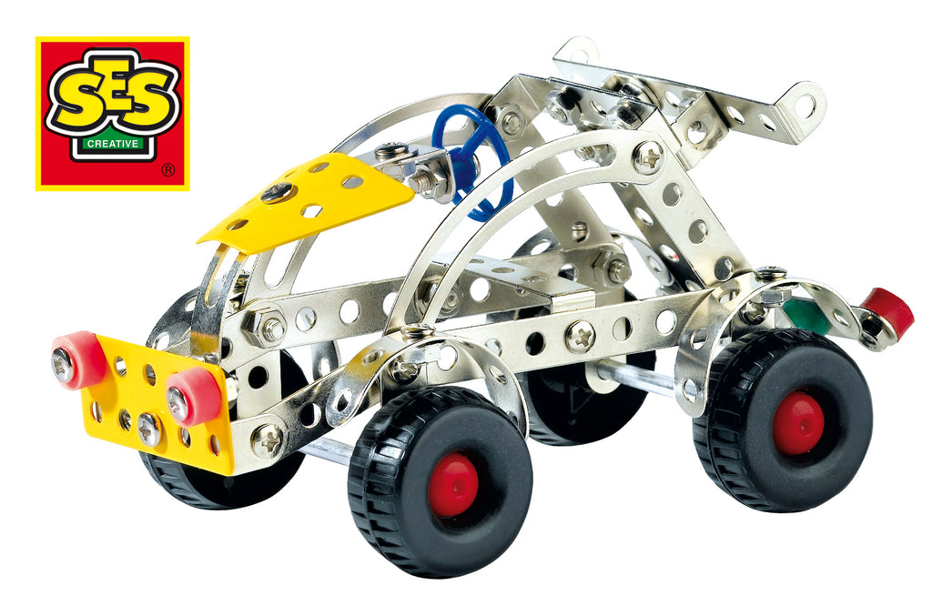 SES: Construction set Mectec Car