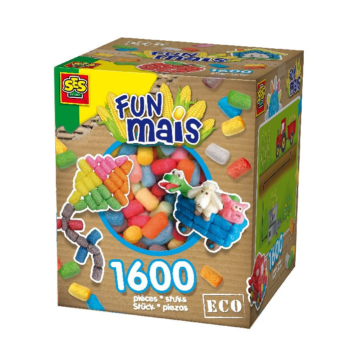 SES: Funmais mix Big box 1600