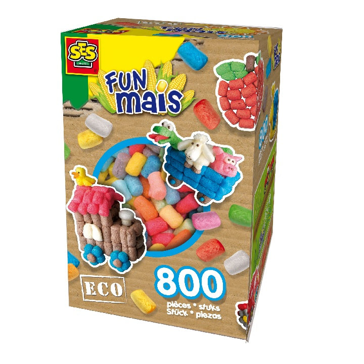 SES: Funmais mix 800