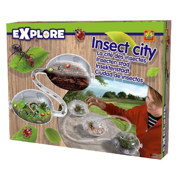 SES: Insect city