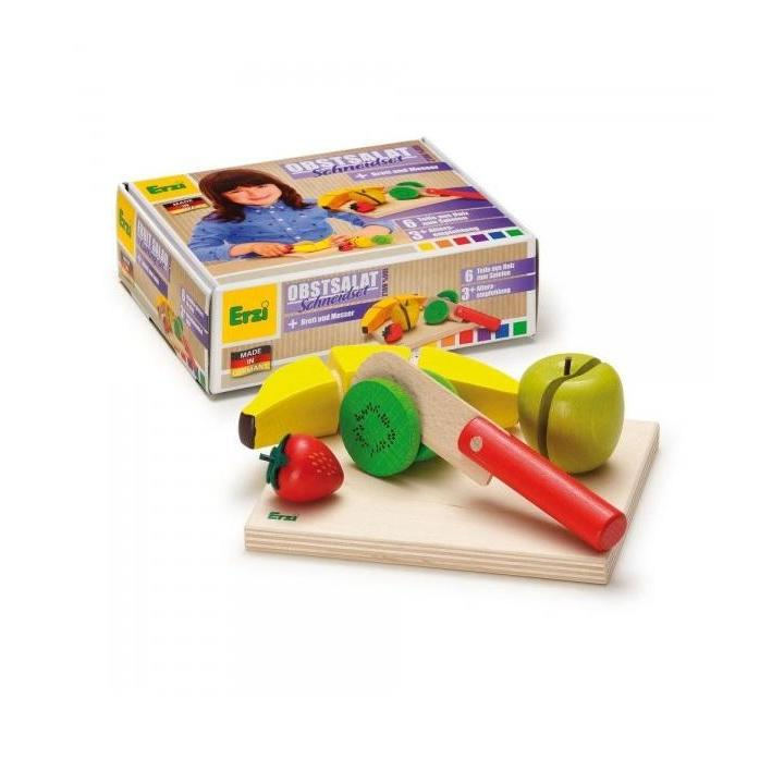 Erzi: Fruit salad cutting set