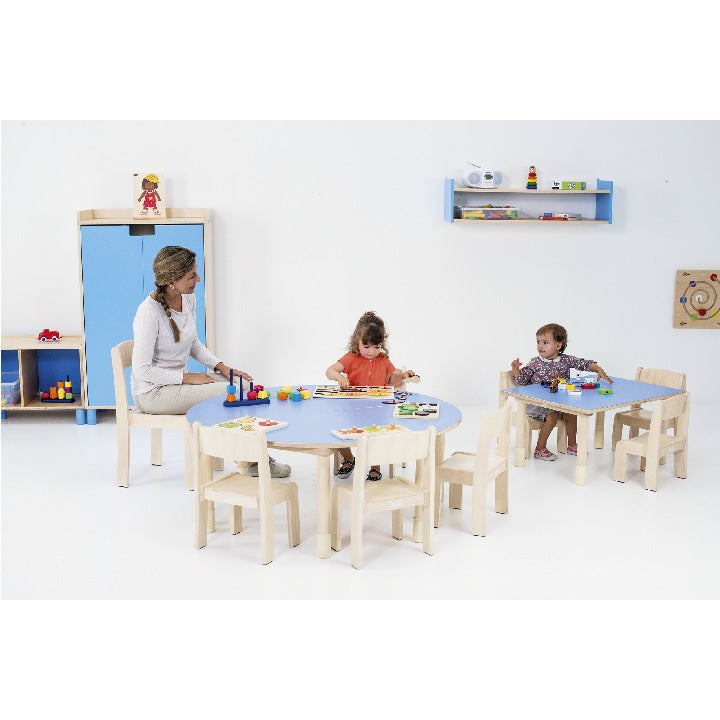 NATHAN: Clorofile - Chairs - Size 1 - Set of 2