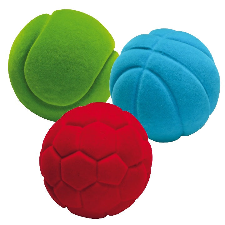 Erzi: Motor activity balls, mixed