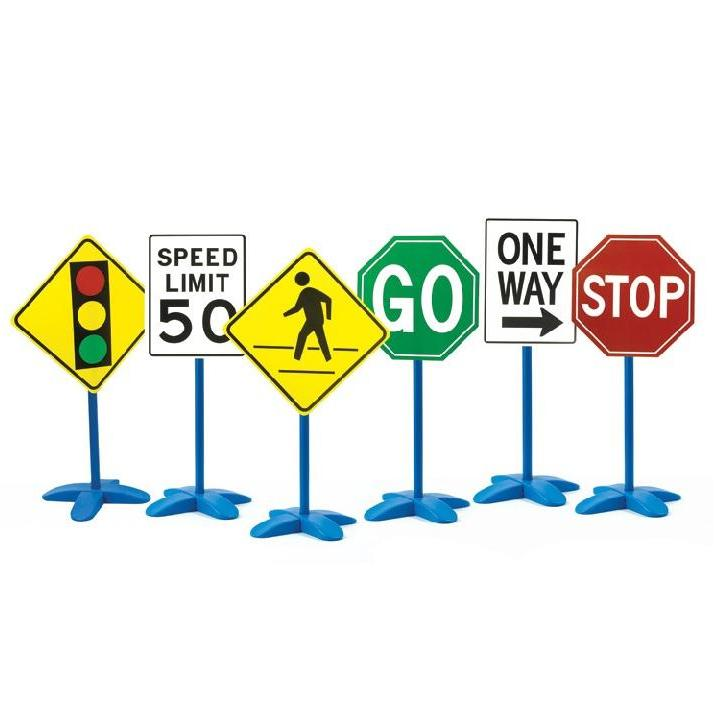 EDX: TRAFFIC SIGNS (6)