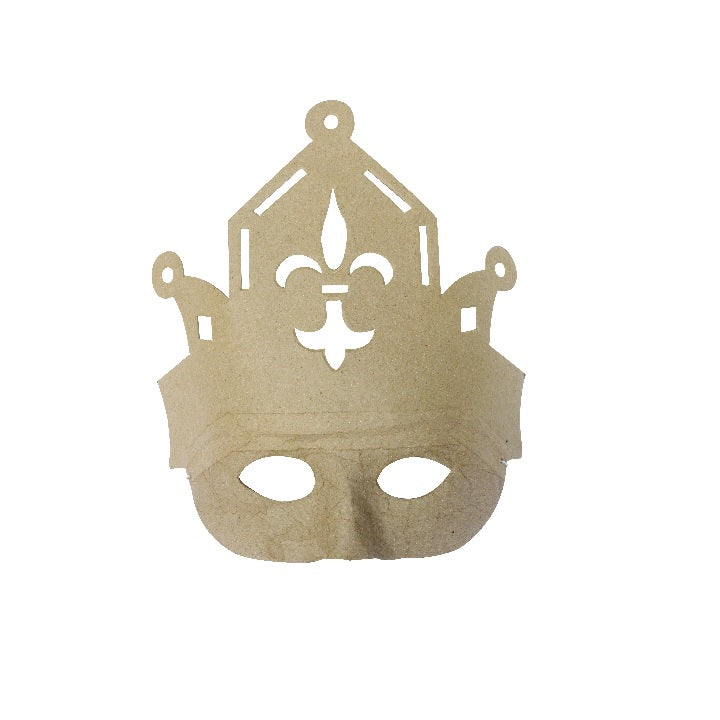 Decopatch: King mask