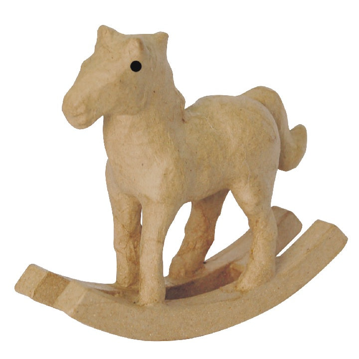 Decopatch: Rocking horse