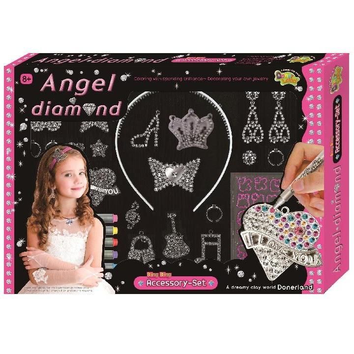 Donerland: Angel Diamond - Accessory set